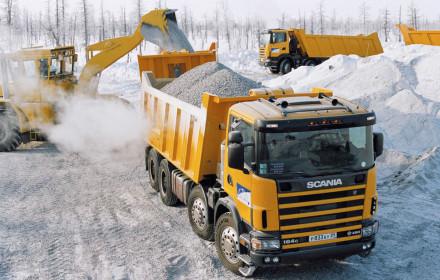 Самосвал – транспорт, необходимый для перевозок в строительстве