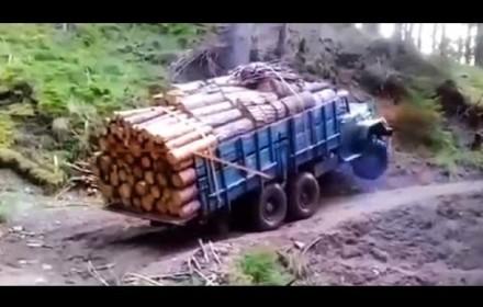 Перегруз транспортного средства