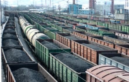 Железнодорожные грузовые перевозки по России