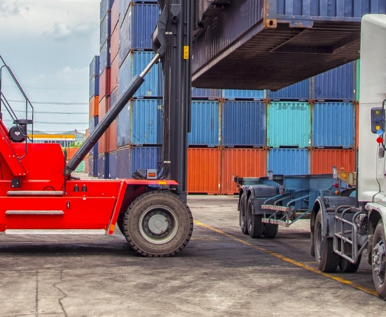 Комплексные услуги перевозки грузов