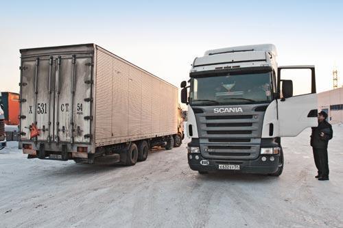 Грузоперевозки в Хабаровск