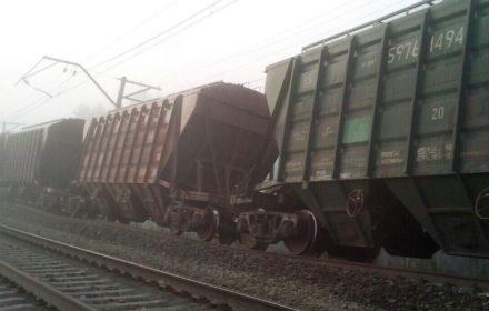 грузового железнодорожного транспорта