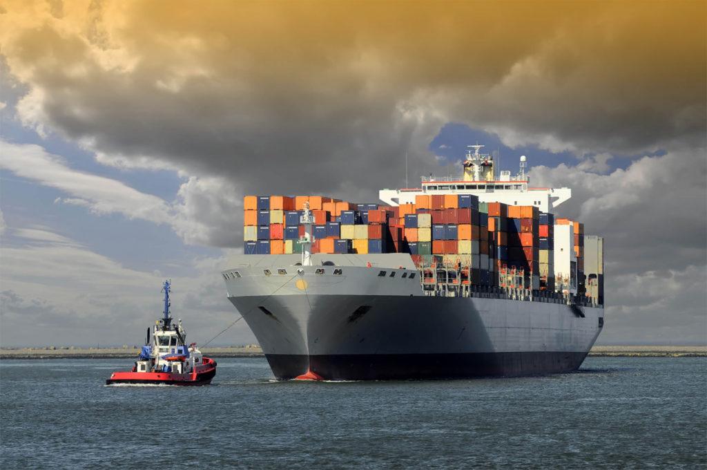 Логистика в морских перевозках