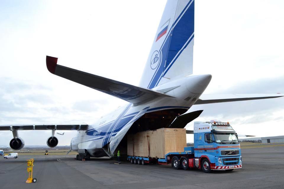 Перевозка грузов авиационным транспортом