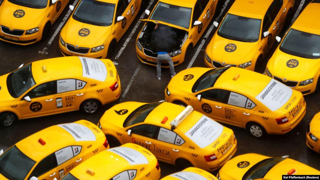 Такси в сфере услуг пассажирских перевозок
